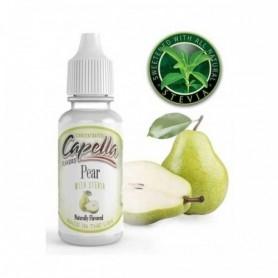 Capella PEAR with STEVIA Aroma, 13ml