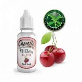 Capella Wild Cherry with Stevia Aroma 13ml