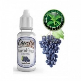 Capella Concord Grape with Stevia Aroma, 13ml