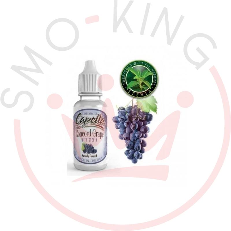 Capella Concord Grape with Stevia Aroma, 13ml
