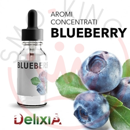 DELIXIA Blueberry Flavour 10ml