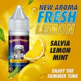 Monkeynaut Fresh Lemon Aroma 10ml