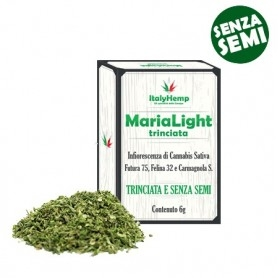 Italyhemp Marialight Pocket 6g Trimmed Without Seeds