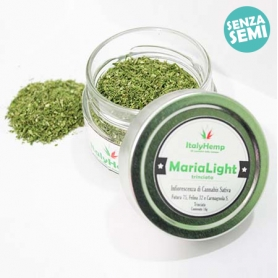 Italyhemp Marialight Shredded 16g Inflorescence Of Cannabis Light, Without the Seeds