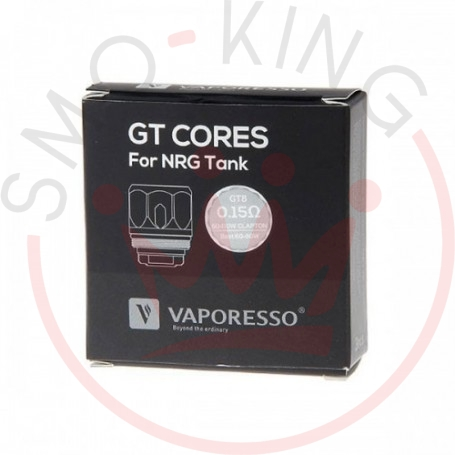Vaporesso Resistenze Nrg Gt8 Core Coil Da 0.15ohm 3pz