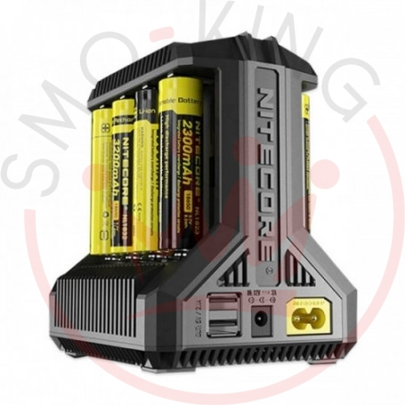 Nitecore I8 Intellicharger Multi-slot 5v Caricatore Intelligente Usb Per Li-ion/Imr/Ni-mh