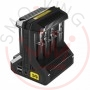 Nitecore I8 Intellicharger Multi-slot 5v Charger Smart Usb Li-ion / Imr / Ni-mh