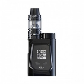 Ijoy Head, 100w Complete Kit With Captain Mini Subohm Black Tpd Edition