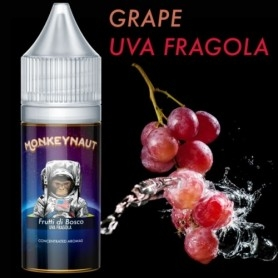 Monkeynaut Strawberry Grapes Aroma 10ml