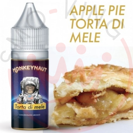 Monkeynaut Torta Di Mele Aroma 10ml