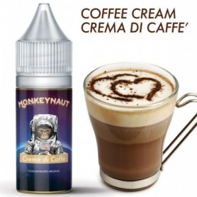 Monkeynaut Coffee Cream Aroma 10ml