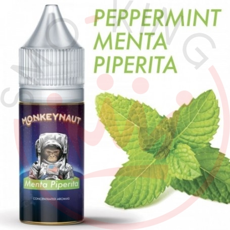 Monkeynaut Menta Piperita Aroma 10ml
