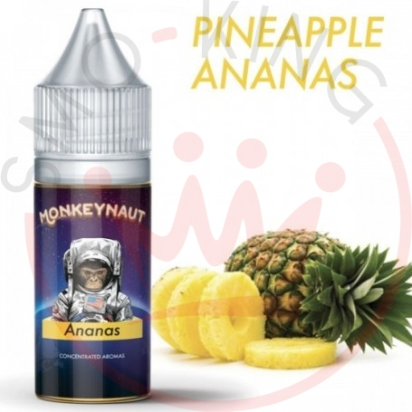 Monkeynaut Ananas Aroma 10ml
