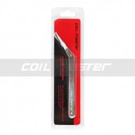 Coil Master Twisted Ceramic Tweezers For White Regeneration