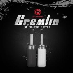 Coil Master Boccetta Bottom Feeder Gremlin Box Mod Trasparente