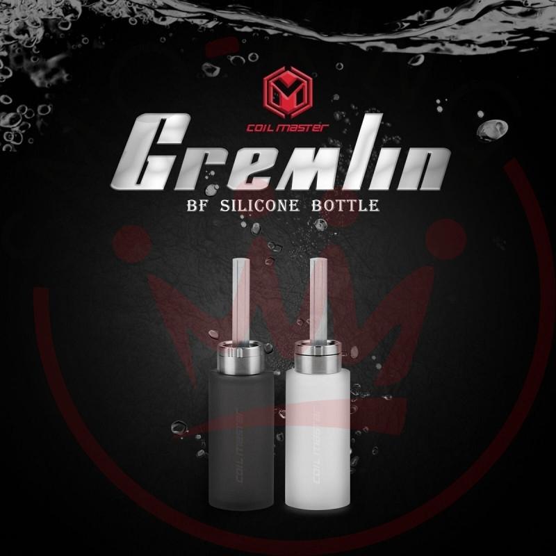 Coil Master Bottle Bottom Feeder Gremlin Box Mod