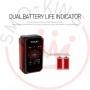 Smok Kit Gpriv 2 230w Touch Screen Tc Mod Con Tfv8 X-baby Black/red