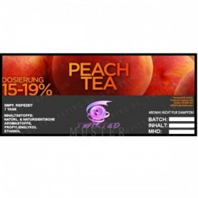 Twisted Peach Tea Aroma 10ml