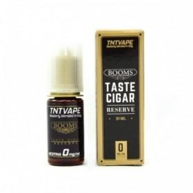 Tnt Vape Booms Reserve 0 mg Liquido Pronto 10ml