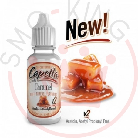 Capella Caramel V2 Aroma 13ml