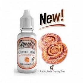 Capella Cinnamon Danish V2 Aroma, 13ml