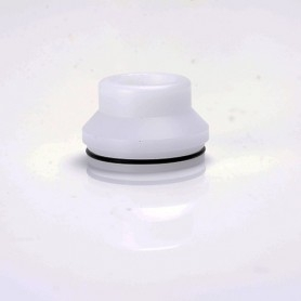 Custom Vapes 528 Chubby 24 per Goon White