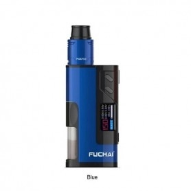 Kit Sigelei Fuchai  Squonk 213 150W BF Blue