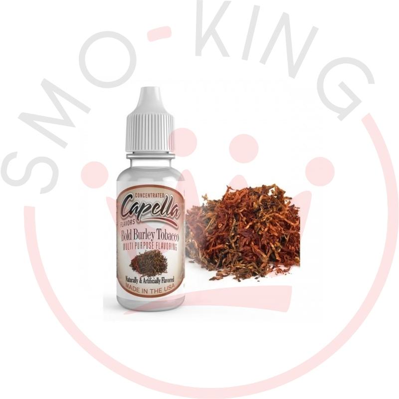 Capella Bold Burley Tobacco Aroma, 13ml