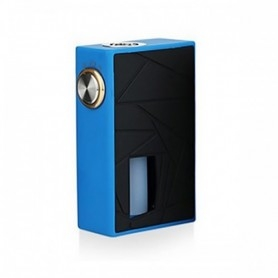 Arctic Dolphin Crea Box Mod Bottom Feeder Blue