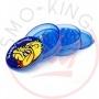 Grinder The Bulldog Plastica Blue Trasparente 4 parti