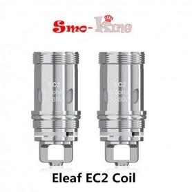 Eleaf Resistenze Ec 2 Per Atomizzatore Melo 4 Blister 5pcs 0.3ohm