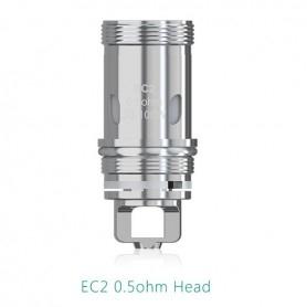 Eleaf Resistenze Ec 2 Per Atomizzatore Melo 4 Blister 5pcs 0.5ohm