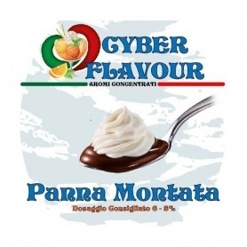 CYBER FLAVOUR Whipped Cream Aroma 10ml