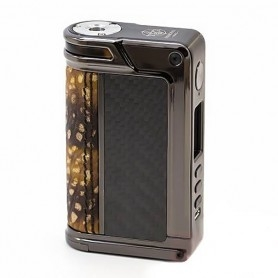Lost Vape Paranormal DNA75C Big Battery Gunmetal e Sand Lizzard