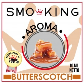 Smoking ButterScotch Svapo Aroma 10ml