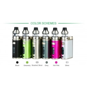 Eleaf iStick Pico 21700 100W Starter Kit Ello TC 2ml Black