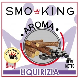 Smoking Liquirizia Svapo Aroma 10ml