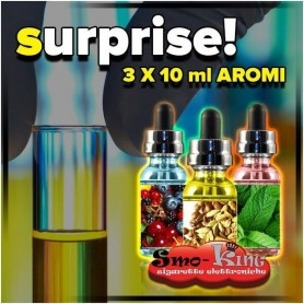 Sorpresa Box 3 Aromi 10 Ml