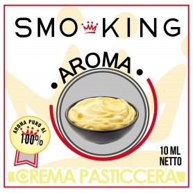 Smoking Cream Custard Svapo Recipe Aroma 10ml
