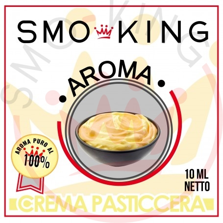 Aroma Crema Pasticcera Ricetta Svapo