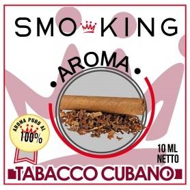 Smoking Cuban Cigar Svapo Aroma 10ml