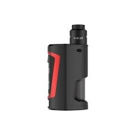 Geekvape GBOX Kit Bottom Fedeer Con Atom Radar Black/Red