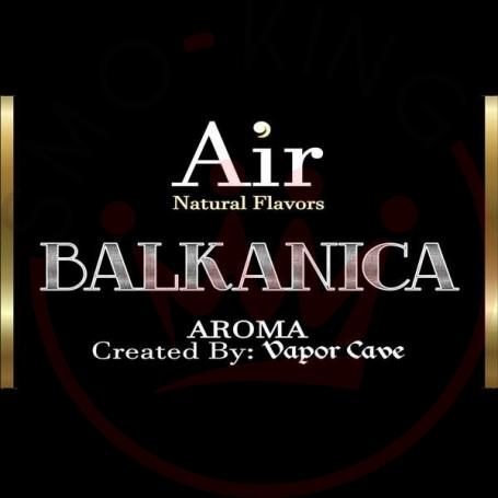 Vapor Cave Balkanica Flavor 11ml