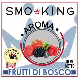 Smoking Frutti di Bosco Svapo Aroma 10ml