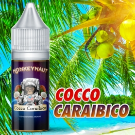 Monkeynaut Caribbean Coconut Flavor 10ml