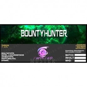 Twisted Bounty Hunter Aroma 10ml