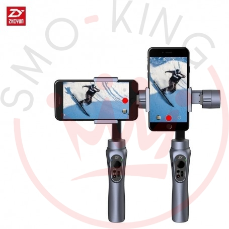 Gimbal Zhiyun Smooth-Q 3-Axis Stabilizzatore Smartphone Black