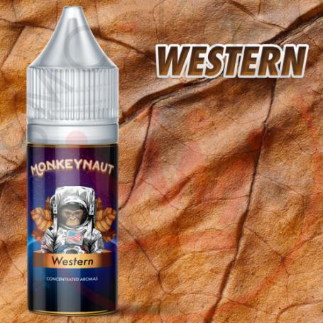 Monkeynaut Western Aroma 10ml