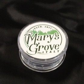 Mary's Grove Grinder Italy Transparent Plastic 3 parts