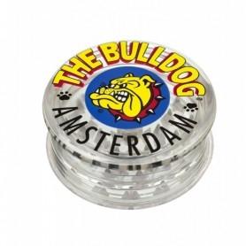 Grinder The Bulldog Plastica Trasparente 3 parti